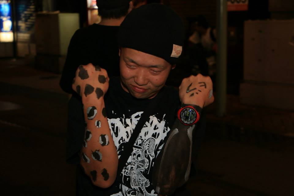 2015/11/7 SADIS NIGHT vol.4 @Django